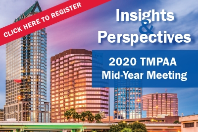 2020 TMPAA Mid-Year Meeting | May 4-6 | Tampa Marriott Water Street